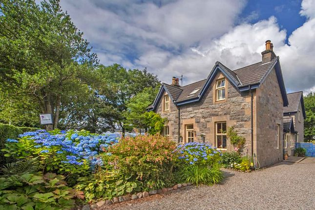Thumbnail Detached house for sale in Connel, By Oban