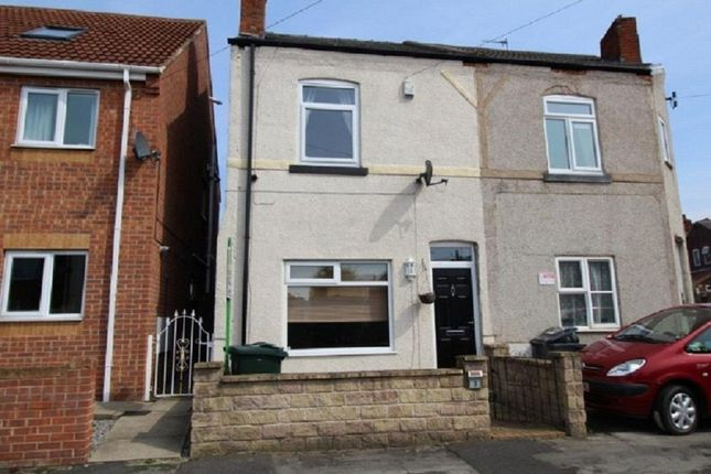 Thumbnail Semi-detached house to rent in Clarence Street, Dinnington, Sheffield