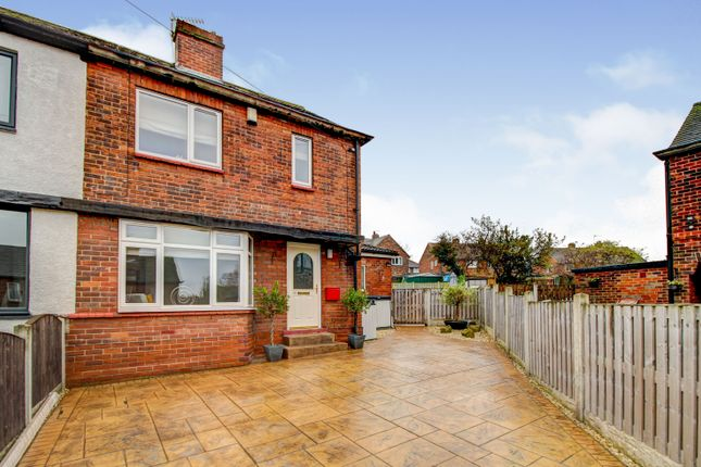 2 bed semi-detached house for sale in Vale Avenue, Knottingley WF11