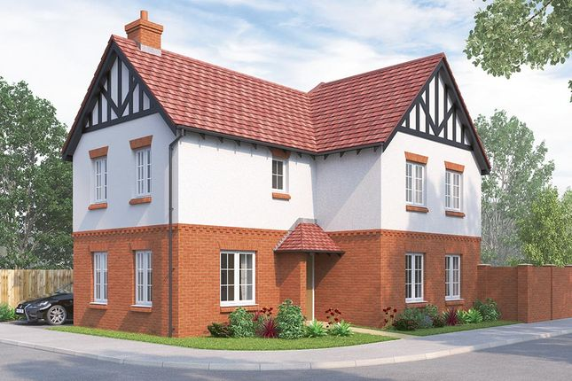 "Thumbnail Detached house for sale in ""The Hartlebury"" at Russell Drive, Wollaton, Nottingham"