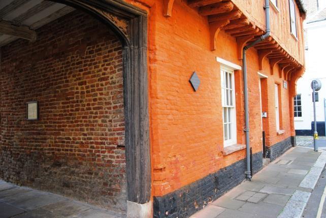 Front of Nelson Street, Kings Lynn, Norfolk PE30