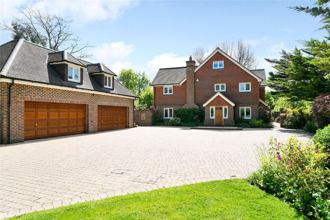 Thumbnail Detached house for sale in Winkfield Lane, Winkfield, Windsor, Berkshire
