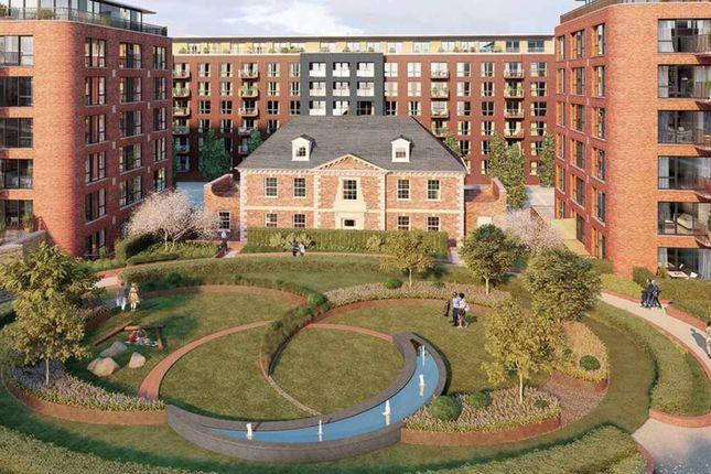 Thumbnail Flat for sale in Pavillion Square, Royal Arsenal Riverside