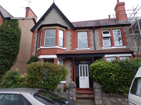 Thumbnail Flat for sale in Station Road, Old Colwyn, Colwyn Bay, Conwy