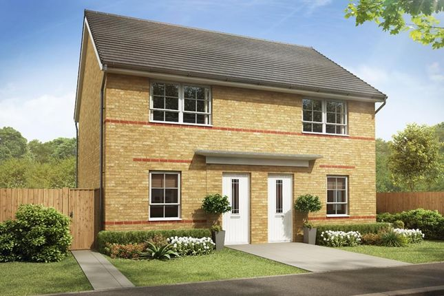 "Semi-detached house for sale in ""Kenley"" at Hebron Avenue, Pegswood, Morpeth"