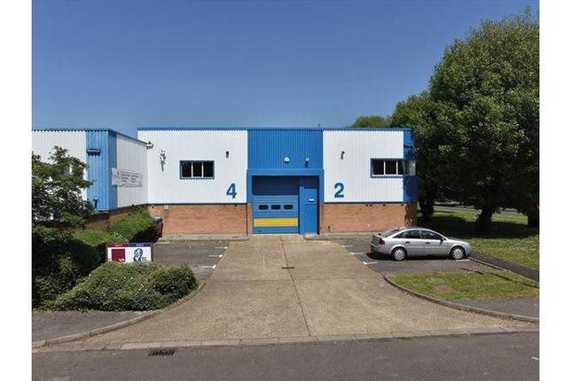 Thumbnail Warehouse to let in Little Ridge, Welwyn Garden City