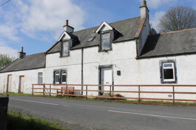 Thumbnail Detached house to rent in Shillingland, Craigdarroch, Moniaive, Dumfriesshire, 4Jd