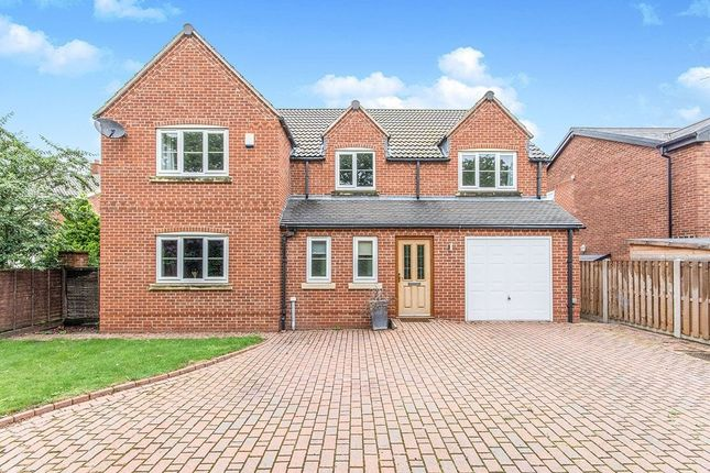 Thumbnail Detached house to rent in High Meadow, Bawtry, Doncaster