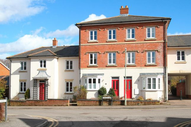 Thumbnail Town house for sale in Updown Way, Chartham, Canterbury