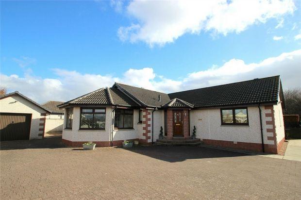 Thumbnail Detached bungalow to rent in 15 Balnacoul Lane, Mosstodloch, Fochabers, Moray
