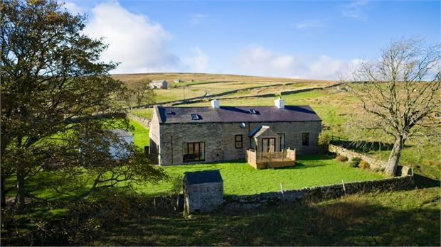 Thumbnail Cottage for sale in Thorney Knowe, Sparty Lea, Allendale