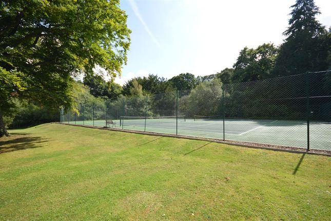 Tennis Court of Elizabeth Drive, Banstead SM7