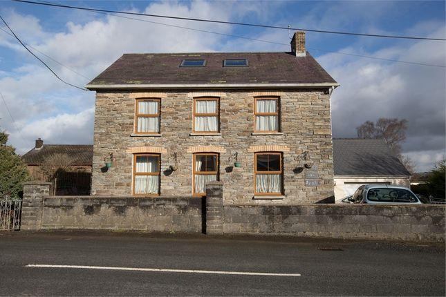 Thumbnail Detached house for sale in Parc Y Deri, Velindre, Llandysul, Carmarthenshire