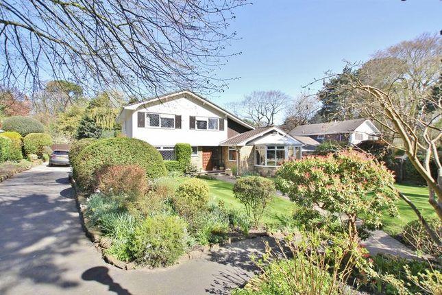 Thumbnail Detached house for sale in St. Davids Lane, Prenton, Wirral