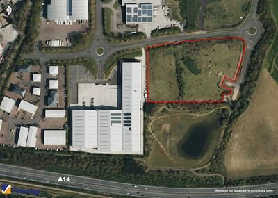 Land for sale in Kempson Way, Suffolk Business Park, Bury St Edmunds, Suffolk