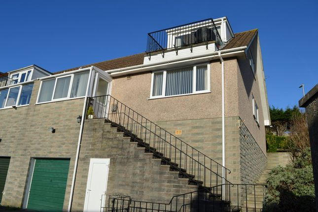 Thumbnail Semi-detached house to rent in Cherrywood Rise, Worle, Weston-Super-Mare