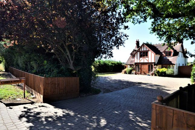 Thumbnail Detached house for sale in Tye Common Road, Billericay