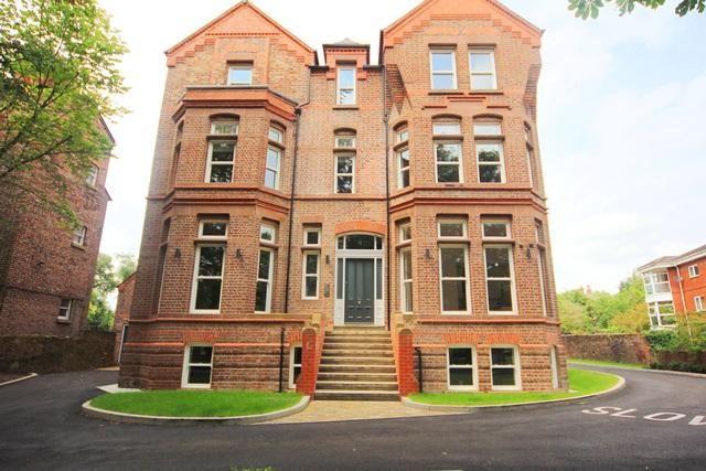 Thumbnail Flat to rent in 4 Livingston Drive North, Aigburth, Liverpool