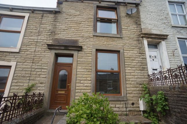 Thumbnail Terraced house to rent in Church Street, Great Harwood, Lancashire
