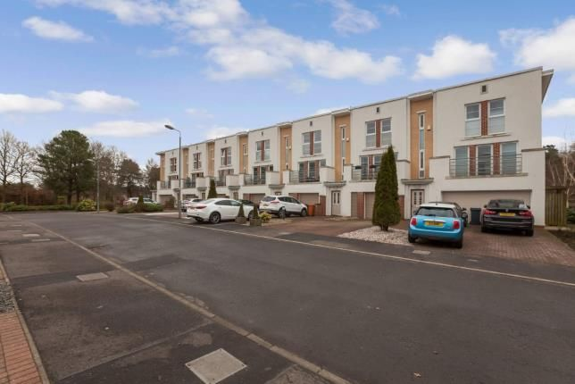 Thumbnail Terraced house for sale in Jackson Place, Bearsden, Glasgow, East Dunbartonshire