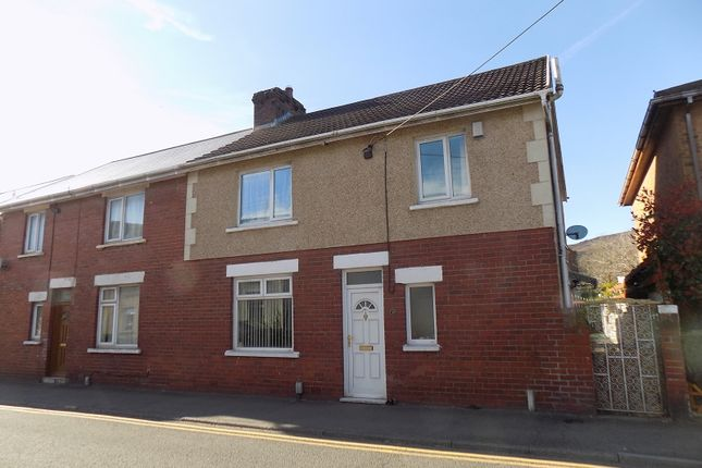 Thumbnail Semi-detached house for sale in Depot Road, Cwmavon, Port Talbot, Neath Port Talbot.