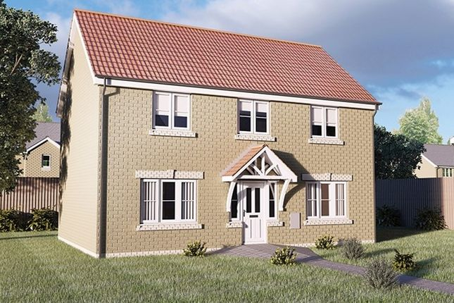 Thumbnail Detached house for sale in Peacehaven, Tredegar