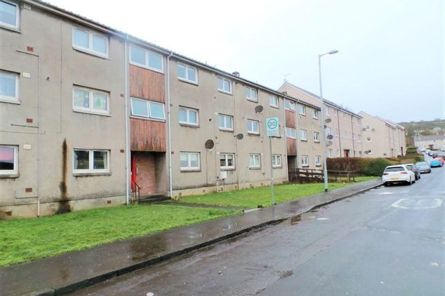 Thumbnail Flat for sale in Gertrude Place, Barrhead, Glasgow