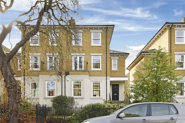 Thumbnail Semi-detached house to rent in Claremont Road, Windsor, Berkshire
