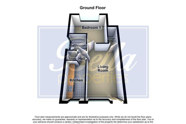 3D Floorplan of Lambourne Rise, Bottesford, Scunthorpe DN16