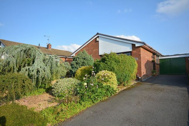 Thumbnail Detached bungalow for sale in Sycamore Crescent, Clayton Le Moors, Accrington