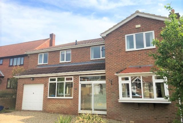 Thumbnail Detached house for sale in East Cowton, Northallerton
