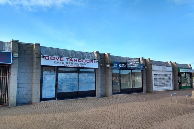 Thumbnail Retail premises to let in Loirston Avenue, Cove Bay, Aberdeen