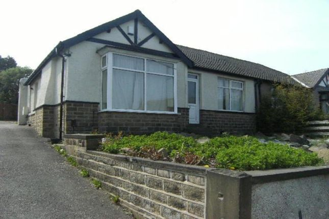 Thumbnail Bungalow to rent in Dryclough Road, Huddersfield