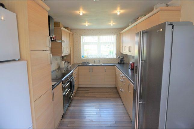 Thumbnail Detached house for sale in Ravenside Park, Oldham