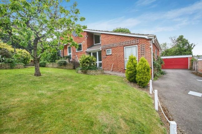 Thumbnail Detached bungalow for sale in Terry Orchard, High Wycombe
