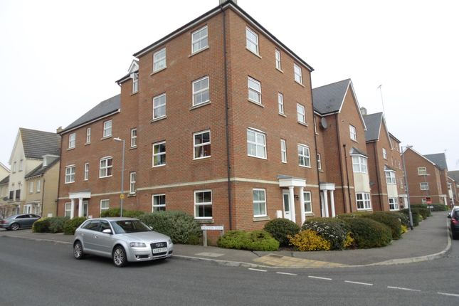 Thumbnail Flat for sale in Tucker Drive, Witham