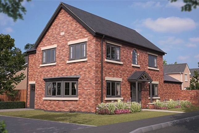 4 bed detached house for sale in The Seacroft, Lumley Fields, Skegness PE25