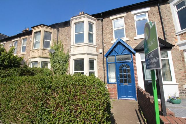 Thumbnail Terraced house for sale in Monkside, Rothbury Terrace, Newcastle Upon Tyne