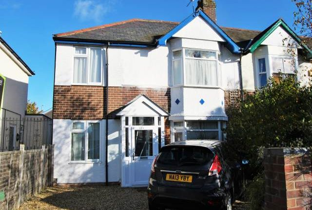 Thumbnail Property to rent in Ridgefield Road, Oxford