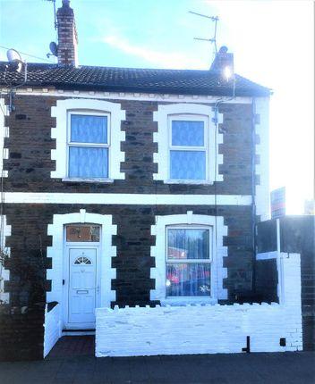 Terraced house for sale in Marion Street, Splott, Cardiff