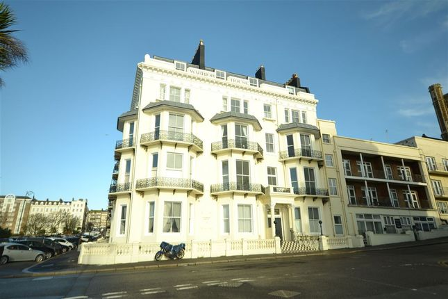 Thumbnail Flat to rent in Warrior House, 22 Warrior Square, St Leonarrds On Sea, East Sussex