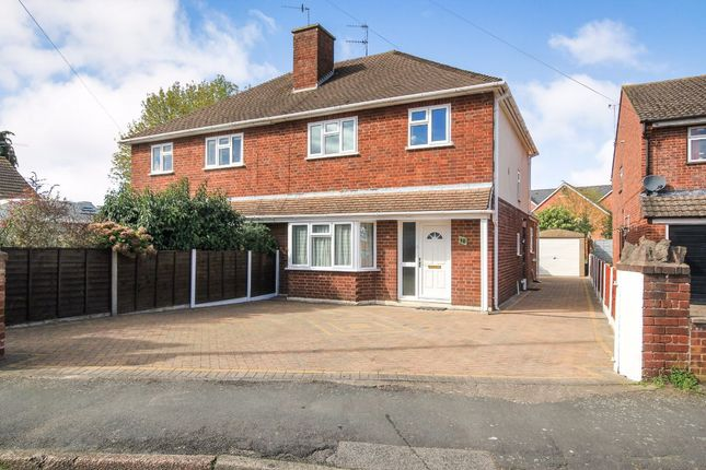 Thumbnail Semi-detached house to rent in Blakefield Gardens, Worcester