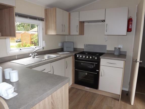 Kitchen of Garsdale Road, Sedburgh, Cumbria, United Kingdom LA10
