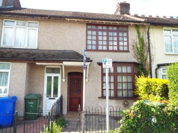 Thumbnail Terraced house for sale in London Road, Purfleet, Essex