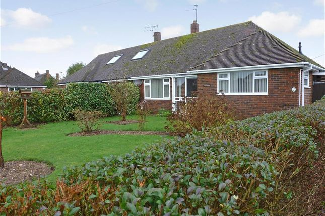 2 bed semi-detached bungalow for sale in Ivy Close, Westergate, Chichester, West Sussex PO20