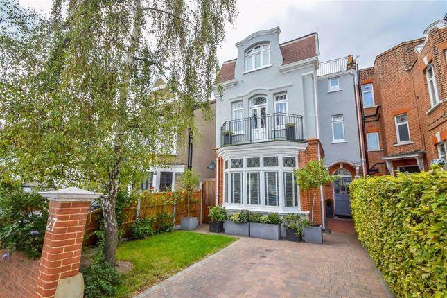 Thumbnail Semi-detached house for sale in Pembury Road, Westcliff On Sea, Essex