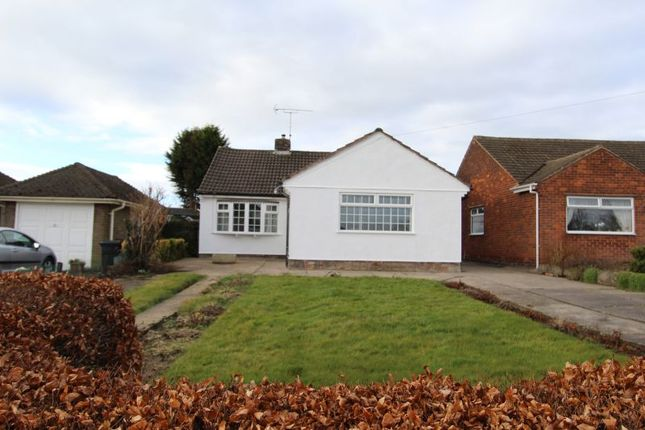 Thumbnail Detached bungalow for sale in Little Morton Road, North Wingfield