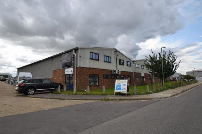 Thumbnail Industrial for sale in Unit, 8-17, Kings Road, Charfleets Industrial Estate, Canvey Island
