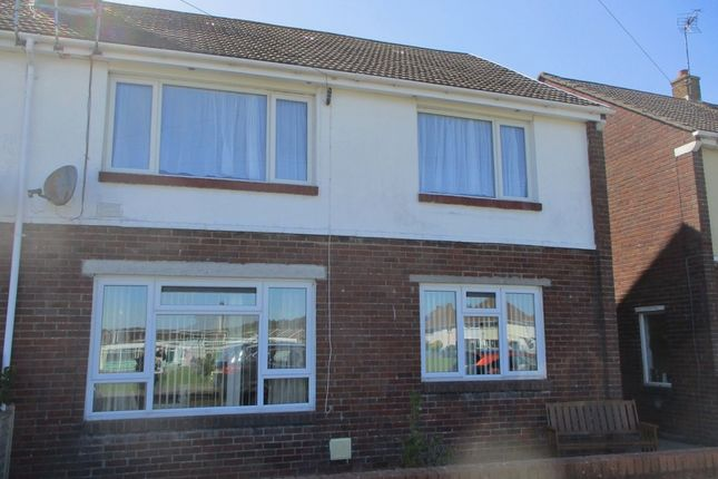 1 bed flat for sale in Greenways, Porthcawl CF36