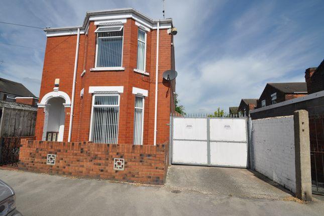 Thumbnail Detached house for sale in Swinburne Street, Hull, Yorkshire